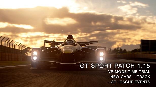 GT Sport 1.15