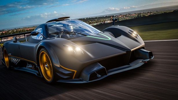 Gran Turismo Sport Pagani Zonda R