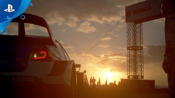 Новый трейлер Gran Turismo Sport с PSX 2016