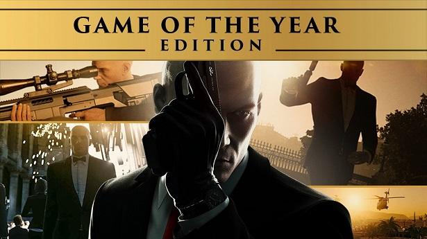 HITMAN: издание «Игра года»