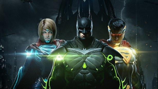 Геймплей PS4-версии Injustice 2
