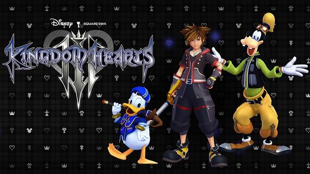 Новое геймплейное видео Kingdom Hearts III