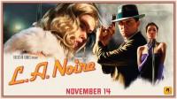 LA Noire выйдет на PS4 в ноябре
