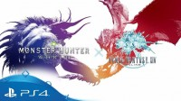 Monster Hunter World с Final Fantasy XIV