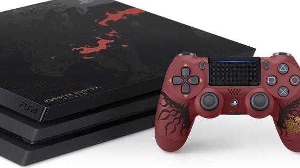 Monster Hunter: World PlayStation 4 Pro