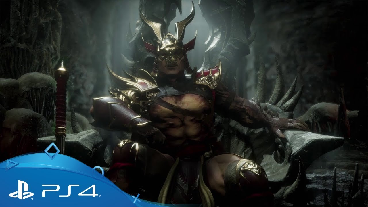 Mortal Kombat 11 анонсирован для PS4