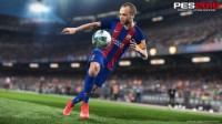 PES 2018 выйдет на PS4 и PS3 в сентябре
