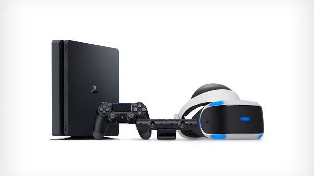 PlayStation 4 и PS VR