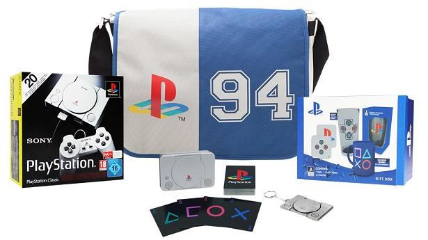 Коллекционный комплект PlayStation Classic