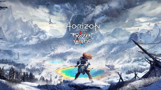 The Frozen Wilds для Horizon Zero Dawn