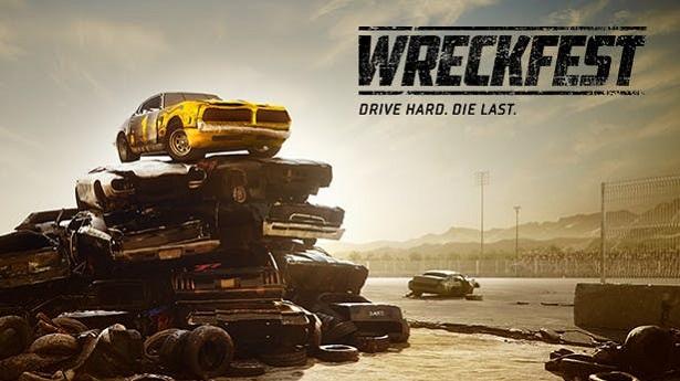 Wreckfest для PS4