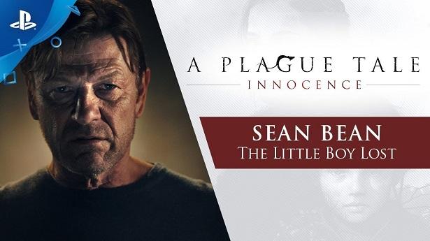 Новый сюжетный трейлер A Plague Tale: Innocence с участием Шона Бина