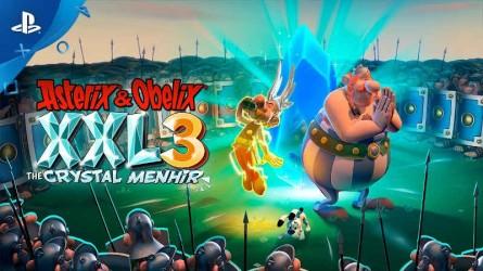Тизер Asterix & Obelix XXL 3: The Crystal Menhir