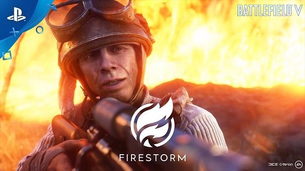Battlefield V — Firestorm