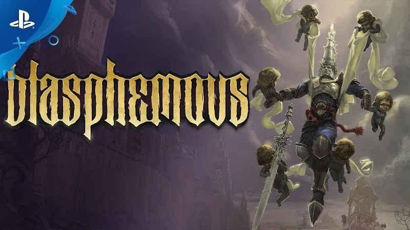 Релизный трейлер Blasphemous — 2D-Bloodborne