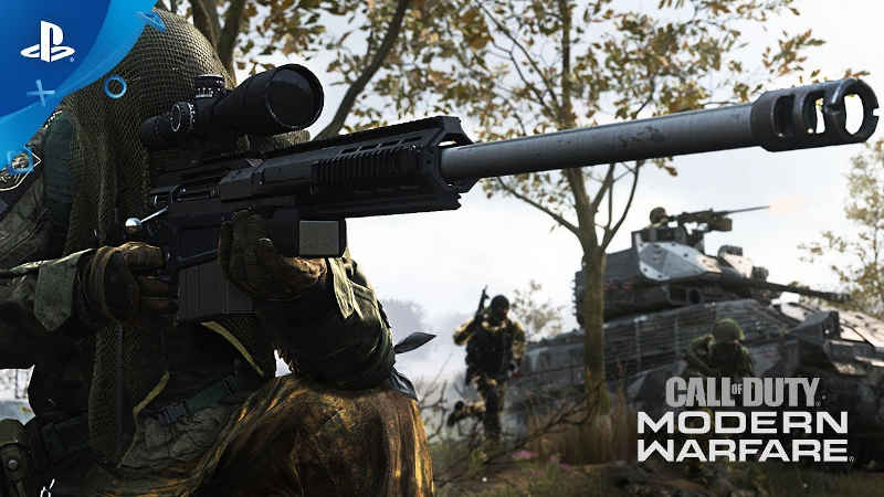 Что-то странное происходит с PS4-версий Call of Duty: Modern Warfare в российском PS Store