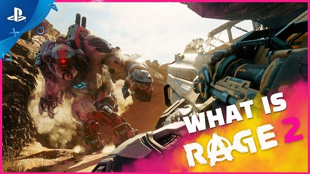 Трейлер Rage 2 — Что такое Rage 2?