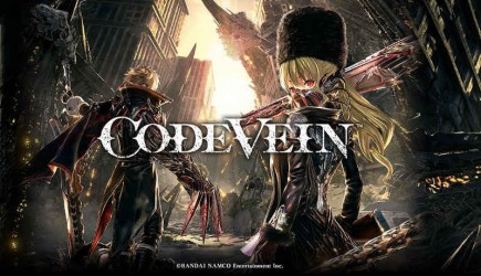 Релизный трейлер Code Vein