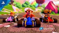 20 минут геймплея Crash Team Racing Nitro-Fueled