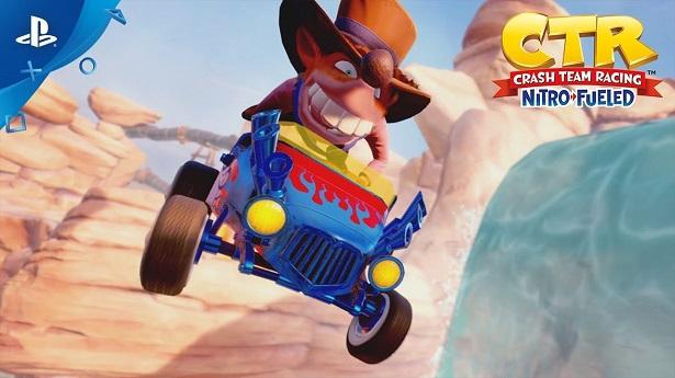 Новый трейлер Crash Team Racing Nitro-Fueled — Кастомизация