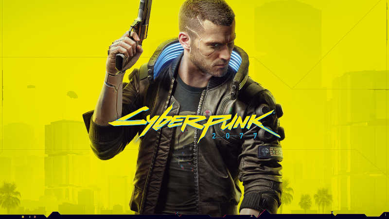 Новый геймплейный трейлер Cyberpunk 2077 — Дело