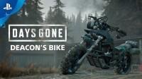 Days Gone — Байк Дикона
