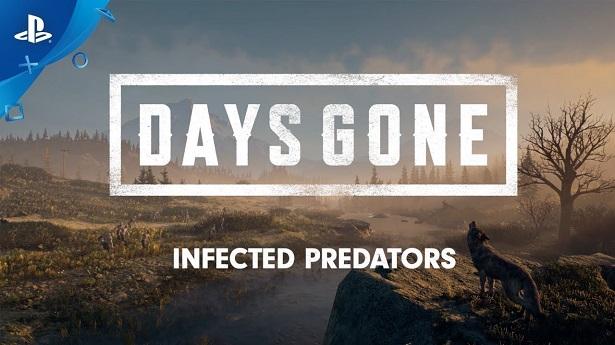 Дневники разработчиков Days Gone — Инфицированные хищники