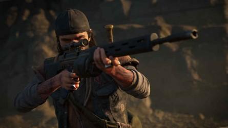 Days Gone на следующей неделе получит «Новая игра+» и новые уровни сложности