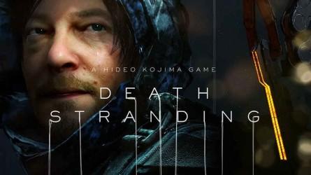 Трейлер Death Stranding — Тяжелая работа