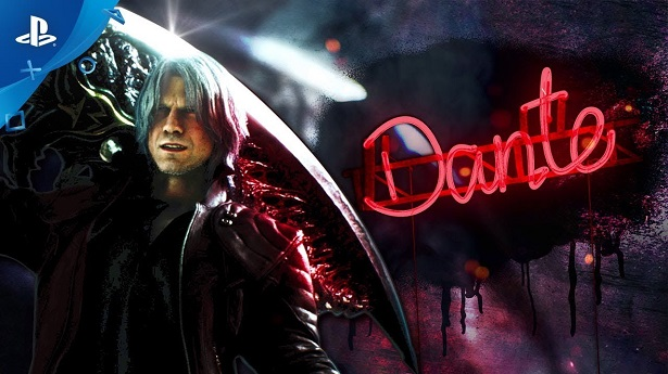 Devil May Cry 5 — Данте