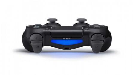 Патент нового контроллера DualShock с дополнительными кнопками