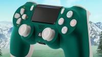 DualShock 4 - Альпийский зеленый