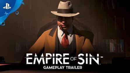 Геймплейный трейлер Empire of Sin с Gamescom 2019