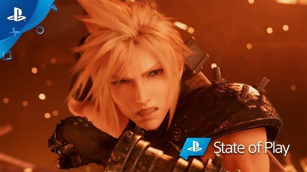 Новый трейлер и скриншоты Final Fantasy VII Remake