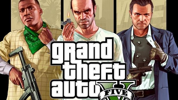 Скидка на Grand Theft Auto V