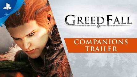 Дневники разработчиков GreedFall — Компаньоны