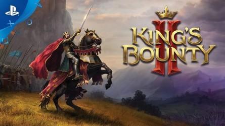 King's Bounty 2 анонсирован, дебютный трейлер и дата выхода на PS4