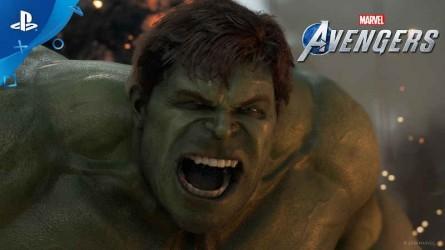 Геймплейная демонстрация Marvel's Avengers с Gamescom 2019