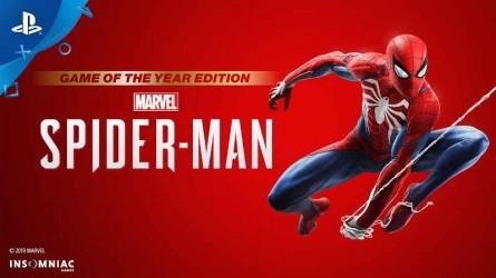 Издание «Marvel's Spider-Man: Игра года» появилось в продаже