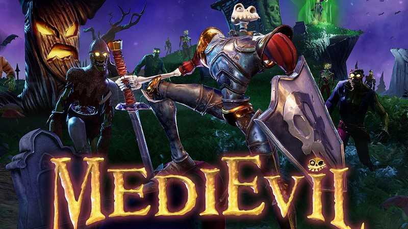 Хэллоуин-трейлер MediEvil