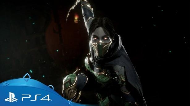 Новый геймплейный трейлер Mortal Kombat 11 — Джейд