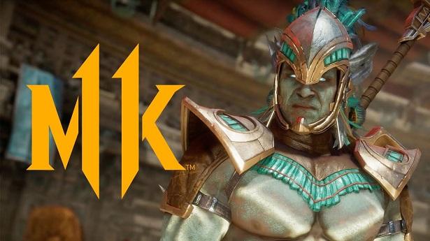 Новый трейлер Mortal Kombat 11 — Коталь Кан