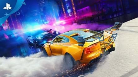 Геймплейный трейлер Need for Speed Heat с Gamescom 2019