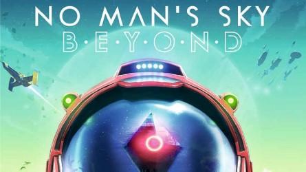 No Man's Sky Beyond для PS4 в следующем месяце выходит на физических носителях