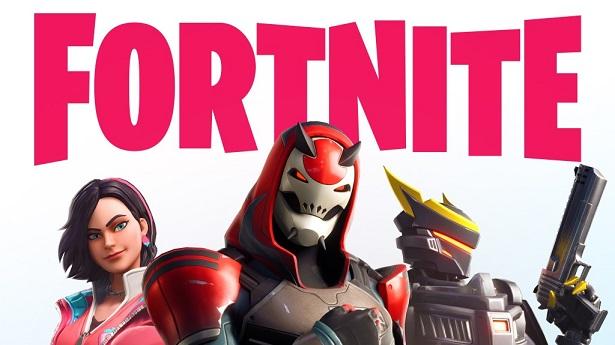 PlayStation с Fortnite