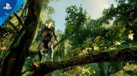 Геймплейный трейлер Predator: Hunting Grounds для PS4 с Gamescom 2019
