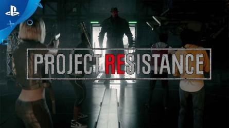 Тизер-трейлер Project Resistance — Новая игра во вселенной Resident Evil