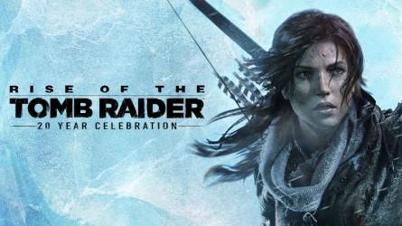Предложение недели в PS Store — Скидка 84% на Rise of the Tomb Raider: 20 Year Celebration