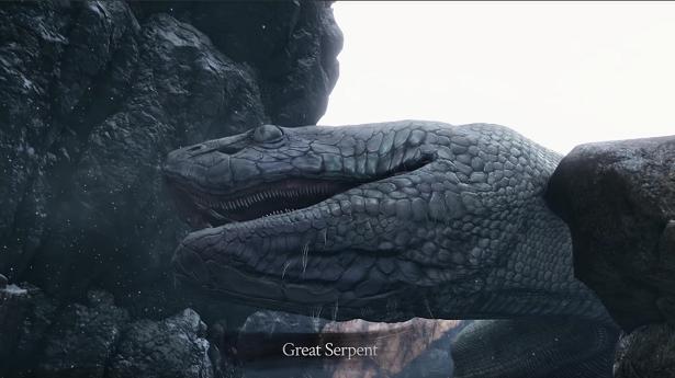 Sekiro: Shadows Die Twice - Великий Змей