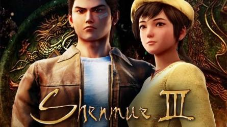 Трейлер Shenmue III с Gamescom 2019